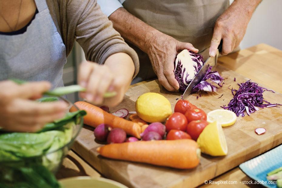 Gemüseschnippels